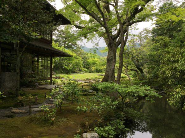 無鄰菴庭園 / Murinan Garden, Kyoto