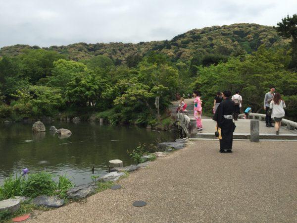 円山公園 / Maruyama Park, Kyoto