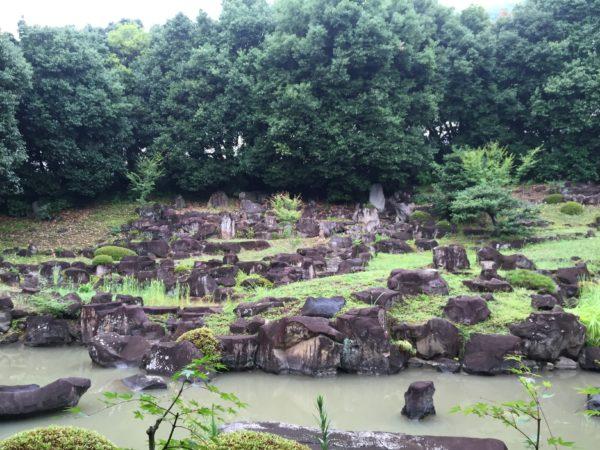 東光寺庭園 / Toko-ji Temple Garden, Kofu, Yamanashi