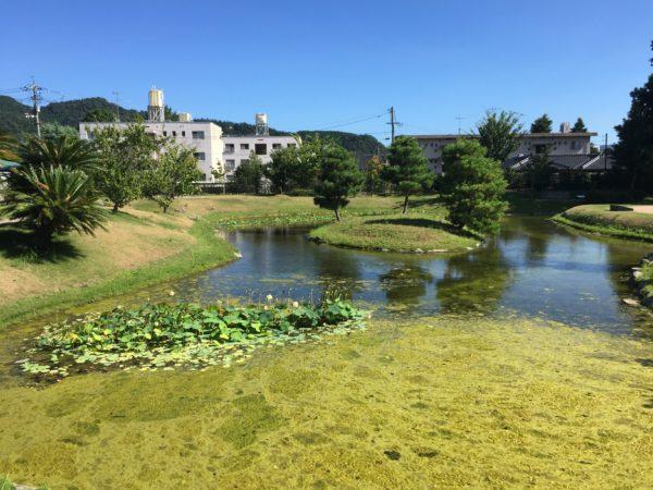 大内氏館跡庭園 / Ouchi-shi House ruin Garden, Yamaguchi