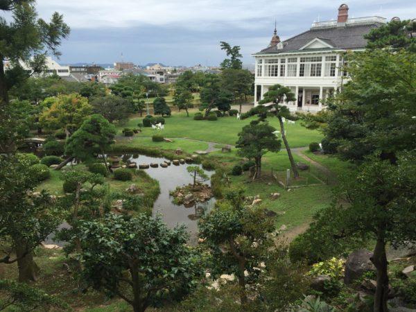 仁風閣・宝隆院庭園 / Jinpukaku & Horyu-in Garden, Tottori