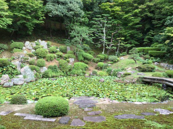 興禅寺庭園 / Kozen-ji Temple Garden, Tottori