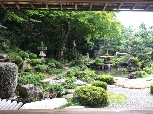 旧堀氏庭園 / Kyu-Hori-shi Garden, Tsuwano, Shimane