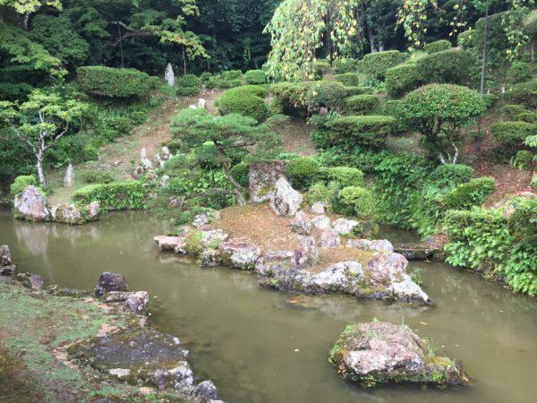 医光寺庭園 / Iko-ji Temple Garden, Masuda, Shimane