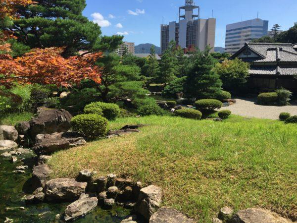 山水園庭園 / Sansuien Garden, Yamaguchi