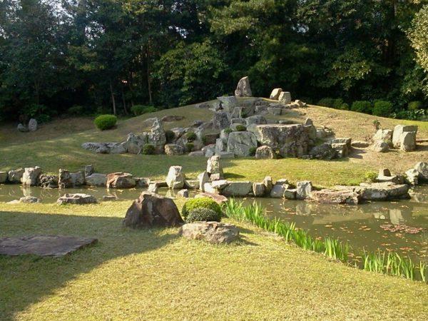 萬福寺庭園 / Manpuku-ji Temple Garden, Masuda, Shimane