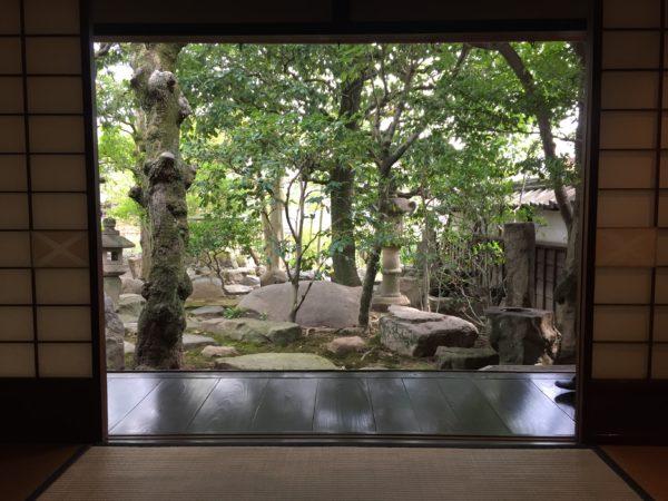 旧石原家住宅庭園 / Kyu-Ishihara House Garden, Okazaki, Aichi