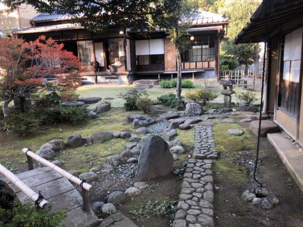 旧山崎氏別邸庭園