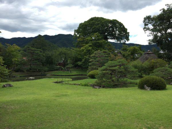 真田邸庭園 / Sanada House Garden, Nagano