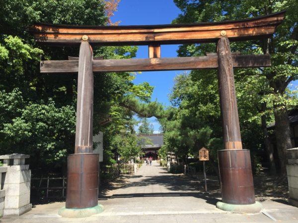 象山神社園池 / Zozan Shrine Garden, Nagano