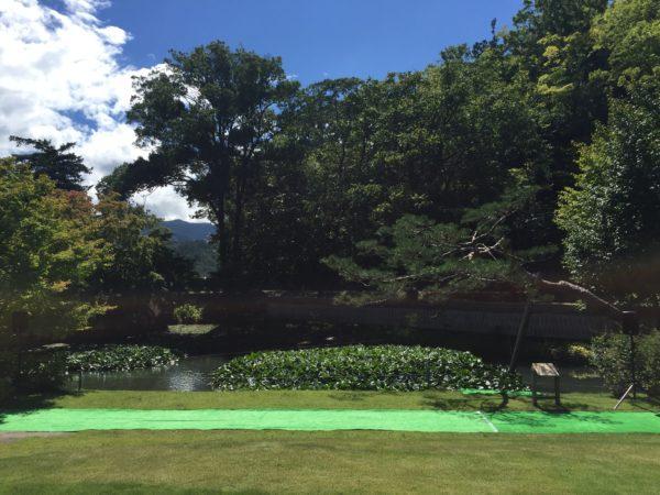 旧山寺常山氏庭園 / Jozan Yamadera Historic Residence Garden, Nagano