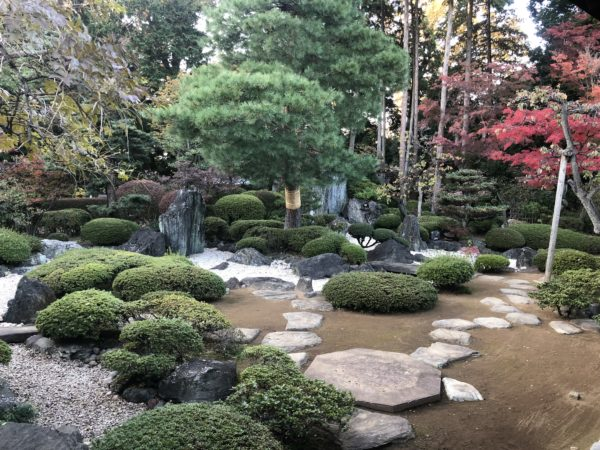 喜多院庭園