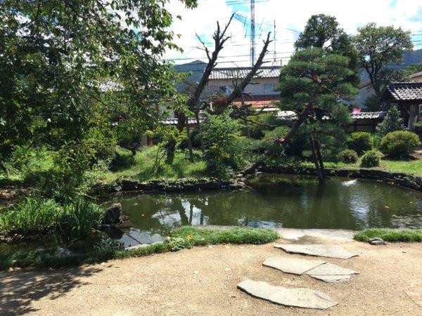 旧前島家住宅庭園 / Kyu-Maejima Samurai House Garden, Nagano