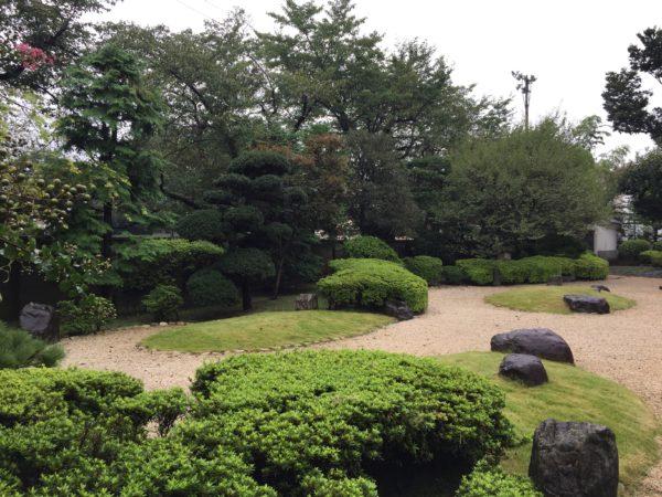 川越城本丸御殿庭園 / Kawagoe Castle Garden, Kawagoe, Saitama