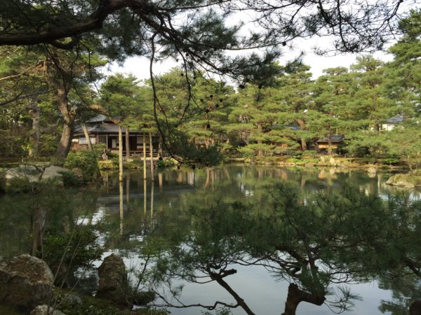 清水園(清水谷御殿庭園)