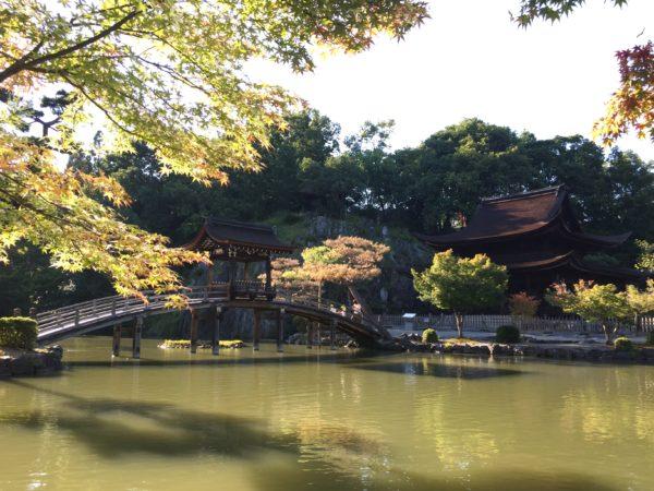 虎渓山 永保寺庭園