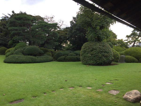 旧徳川昭武庭園(戸定邸庭園)