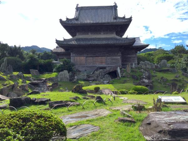 阿波国分寺庭園