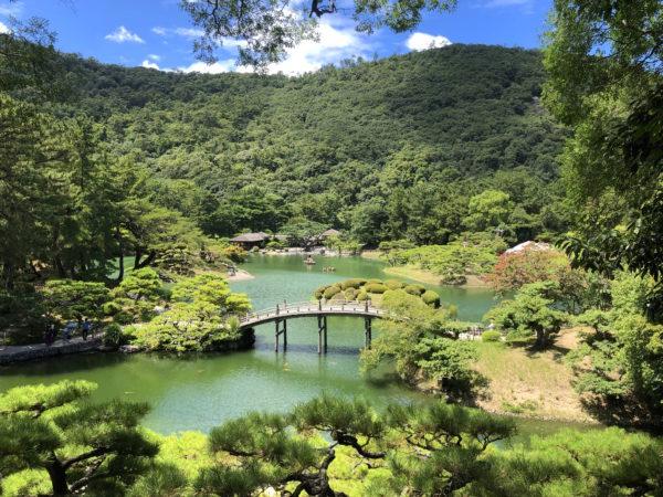 栗林公園 / Ritsurin Park, Takamatsu, Kagawa