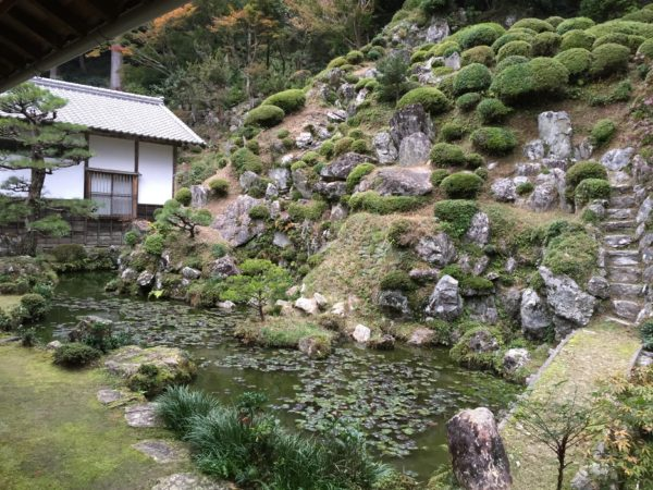 満光寺庭園 / Manko-ji Temple Garden, Shinshiro, Aichi
