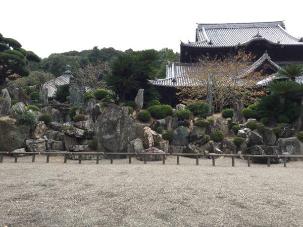 粉河寺庭園 / Kokawa-dera Temple Garden, Kinokawa, Wakayama