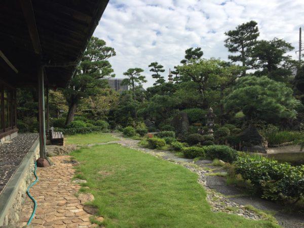 六三園(旧松井家別邸庭園) / Rokusanen Garden, Wakayama