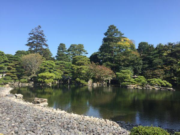 京都御所庭園 / Kyoto-gosho (Imperial Palace) Garden, Kyoto