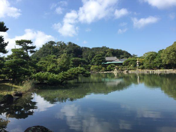 琴ノ浦 温山荘園 / Onzansoen Garden, Kainan, Wakayama