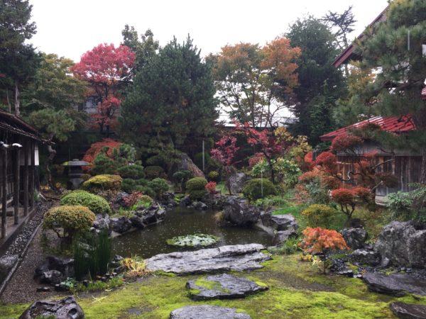 鳴海氏庭園 / Narumi-shi Garden, Kuroishi, Aomori