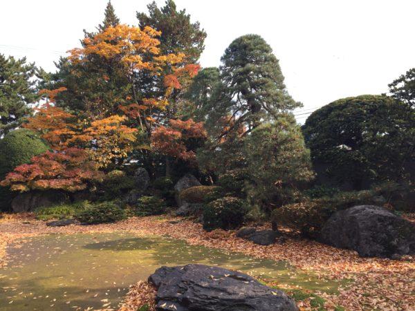 清藤氏書院庭園(盛秀園)