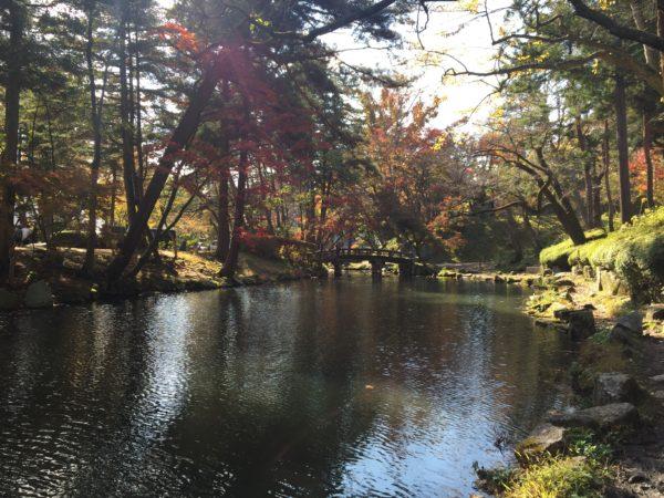 盛岡城跡公園(岩手公園) /Morioka Castle Ruins Park, Morioka, Iwate