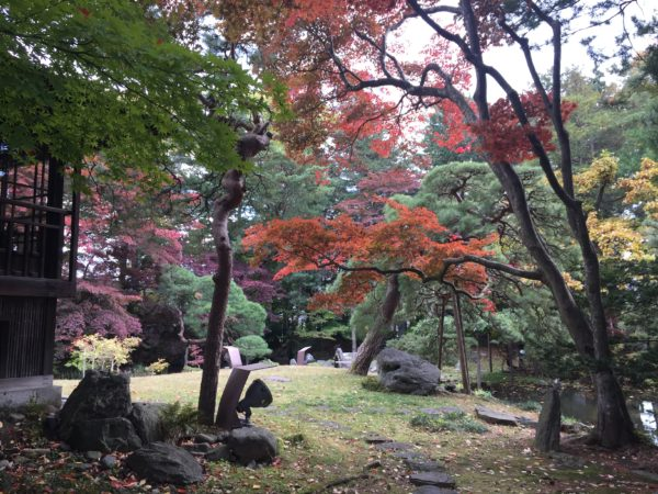 南昌荘庭園 / Nanshoso Garden, Morioka, Iwate
