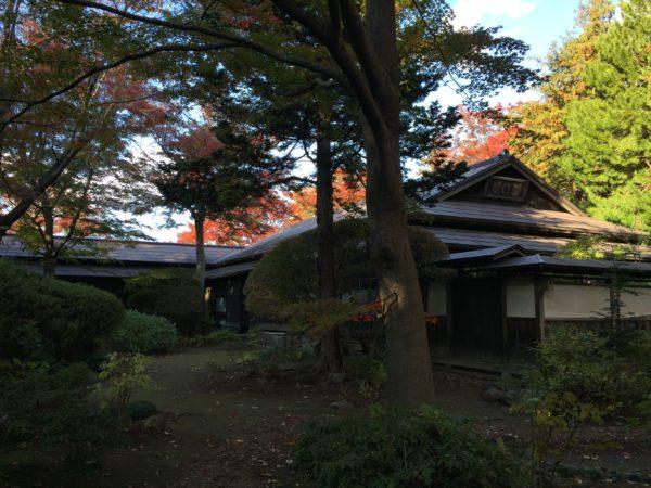 一ノ倉邸庭園 / Ichinokura-tei Garden, Morioka, Iwate