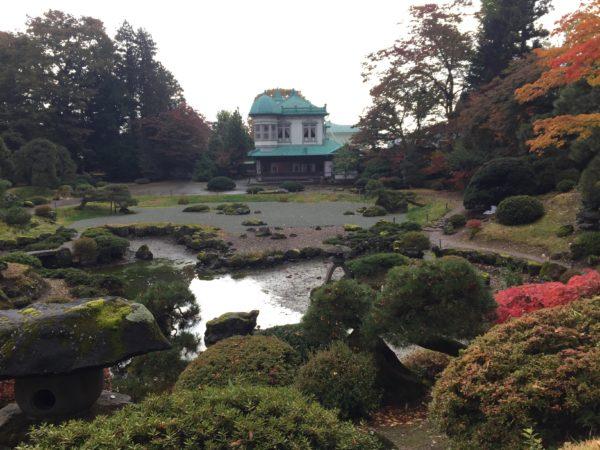 盛美園 / Seibien Garden, Hirakawa, Aomori