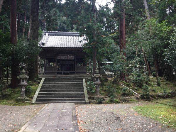 山王大宮神社庭園 / Sanno-omiya Shrine Garden, Kora, Shiga