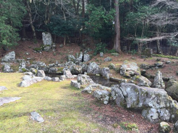 英彦山 旧亀石坊庭園 / Hikosan Kyu-Kameishibou Garden, Soeda, Fukuoka