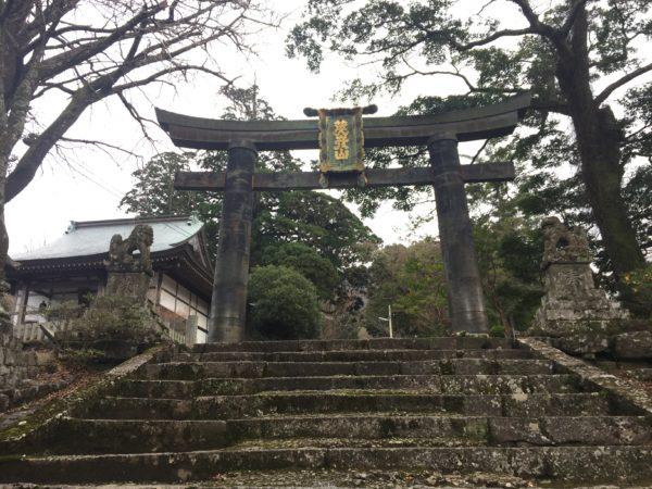 英彦山神宮 / Hikosan Jingu Shrine, Soeda, Fukuoka