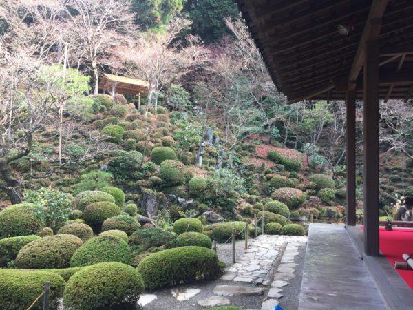 金剛輪寺明壽院庭園