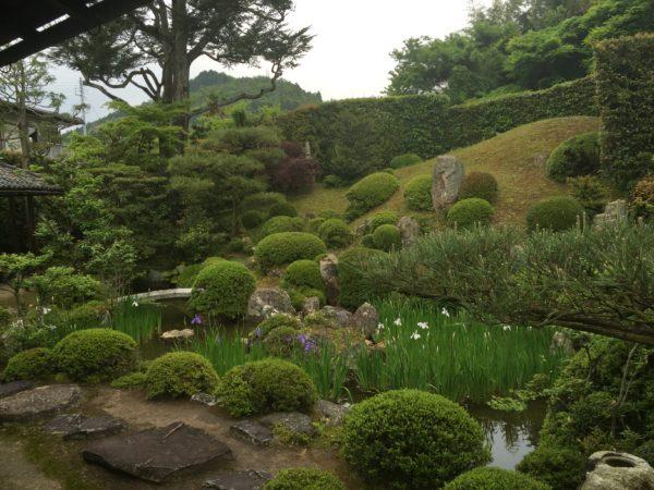 大角氏庭園(旧和中散本舗) / Osumi-shi Garden, Ritto, Shiga
