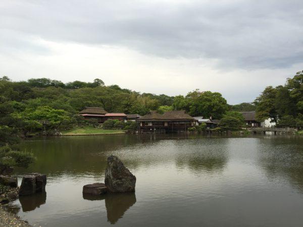 玄宮楽々園 / Genkyu-Rakurakuen Garden, Hikone, Shiga