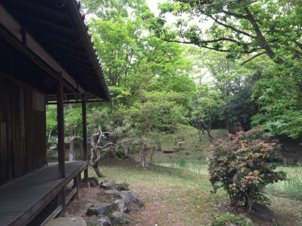 旧彦根藩松原下屋敷(お浜御殿)庭園