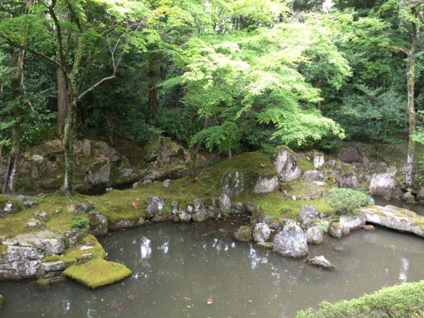 多賀大社奥書院庭園