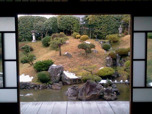 浄信寺庭園(木之本地蔵院) / Joshin-ji Temple Garden, Nagahama, Shiga