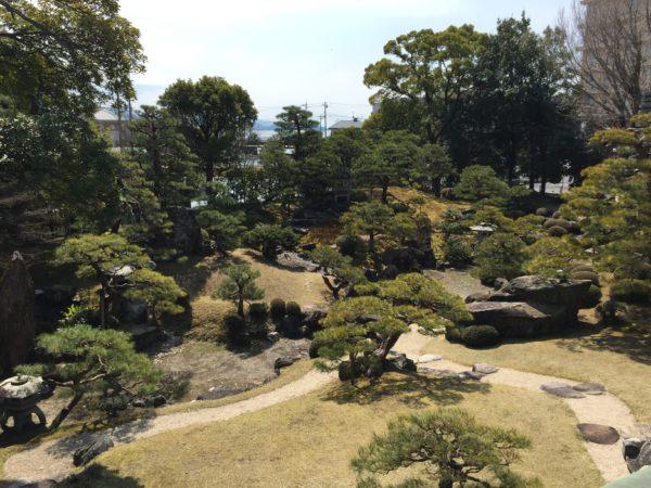 慶雲館庭園 / Keiunkan Garden, Nagahama, Shiga