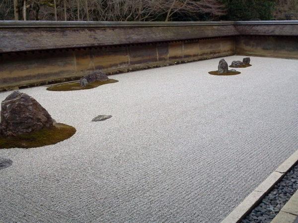 龍安寺庭園「石庭」