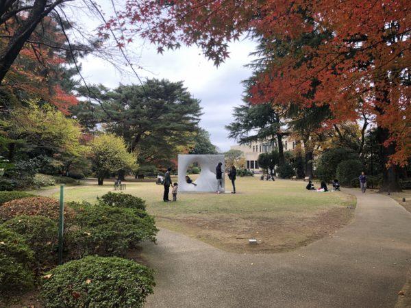 東京都庭園美術館 / Tokyo Metropolitan Teien Art Museum's Garden, Tokyo