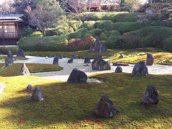 東福寺 光明院庭園 波心庭