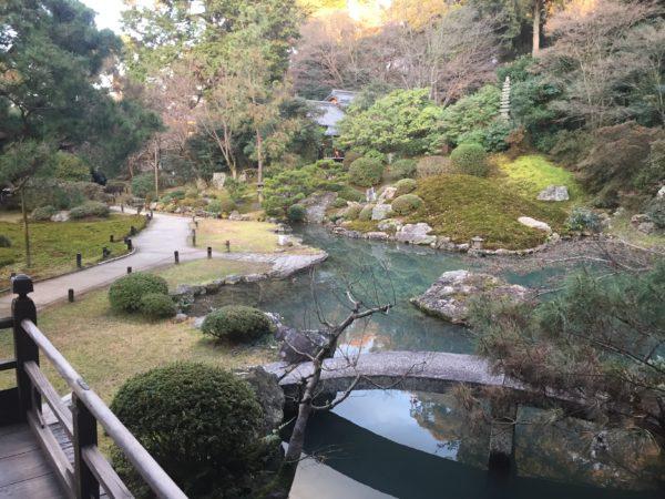青蓮院庭園(青蓮院門跡)