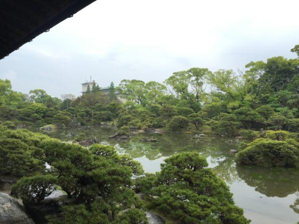 立花氏庭園(御花 松濤園)