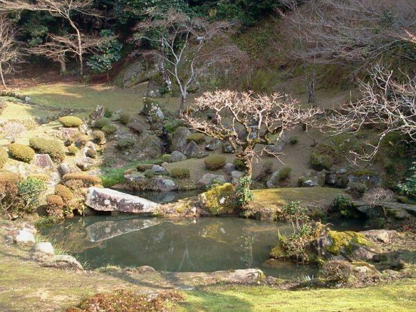 藤江氏魚楽園 / Fujie-shi Gyorakuen Garden, Kawasaki, Fukuoka